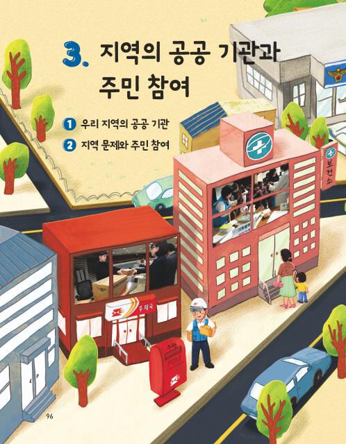 3.지역의 공공 기관과 주민 참여 제목 이미지